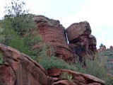 Above Slide Rock State Park, AZ