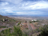 View of Valley from Jerome