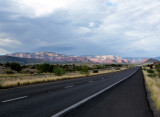 Approaching Sedona from the West