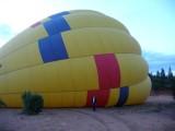 Balloon Taking Shape