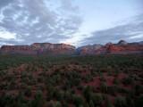Red Rocks at Dawn