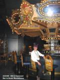 Bill in Carousel Bar at Hotel