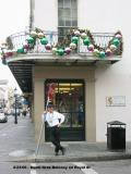 Bill Under MG Balcony