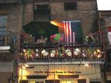 Bourbon St Balcony