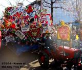 Krewe of Mid-City Title Float