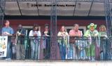 Krazy Korner Balcony