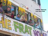 Frat House Balcony