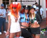 Bourbon St Girls