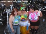 Painted Ladies on St Peter St