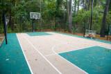 Marriott basketball court