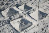 The Great Pyramids at Giza?