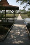 Hunting Island marsh boardwalk