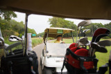 Cart path tailgater