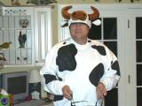 Halloween Mad Cow
