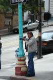 Focusing on the streets of San Francisco
