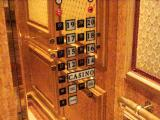 BIG casino elevator button