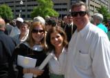 Elizabeth's Graduation USC, May 2009