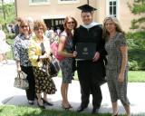 Evan's Graduation, Rollins College, 2008