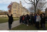 Stuyvesant High School College Tour 2010-11-19