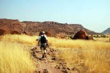 GOING TO THE BUSHMEN´S PAINTING