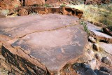 THE BUSHMEN´S PAINTING (COULD BE A MAP)