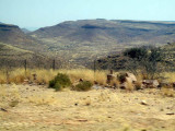 ON THE ROAD TO WINDHOEK