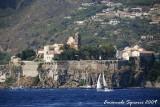 Lipari Isle: the fortress