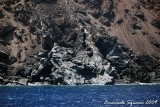 Stroboli I.: old lava flow