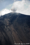 Small eruptions are nearly continuos