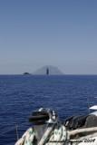 Sailing to Filicudi Isle
