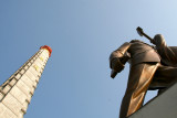 The Juche Tower, P'yongyang