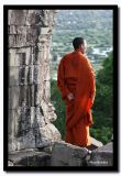 Monk Looking Out into the Distance, Angkor, Cambodia.jpg