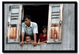 Father and Kids in the Window, Inle Lake, Myanmar.jpg