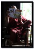 Monk Englufed in Texts, Inle Lake, Myanmar.jpg