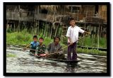 Son Rowing His Family on Inle Lake, Myanmar.jpg