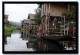 Stilt Home Reflections on Inle Lake, Myanmar.jpg