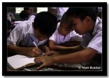 Group Writing, Ban On Luai, Thailand.jpg