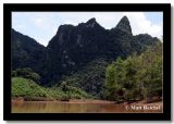 Mountains on the Nam Ou River, Luangprabang Province, Laos.jpg