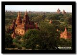 Picture Perfect Ruins at Bagan, Myanmar
