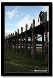 Stroling Down U Bien Teak Bridge, Amarapura, Myanmar.jpg