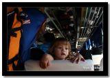 Blond Baby on the Bus from Malaysia (Padang Besar) to Thailand (Hatyai), Hatyai, Thailand.jpg