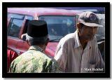 Caught in Traffic, Medan, Indonesia.jpg