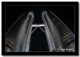 Petronas Towers at Night, Kuala Lumpur, Malaysia.jpg