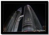 The Tallest Twin Towers in the World, Petronas Towers, Kuala Lumpur, Malaysia.jpg