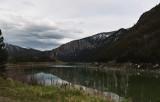 The Lake Earthquake Lake, Montana - May 2010