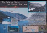 Details Earthquake Lake, Montana - May 2010