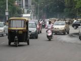 Traffic in Bangalore