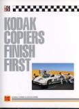 1987 KODAK COPIERS PIT CREW CUP