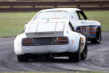 #31 DNS Clayton Dopke/Gerhard Lier Ford Capri RS 2600