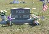 Lewey, Mary Lou & Charley A. Section 7 Row 3